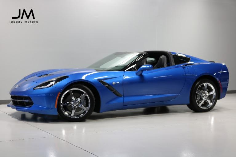 Used 2014 Chevrolet Corvette Stingray for sale $40,000 at Jabaay Motors Inc in Merrillville IN