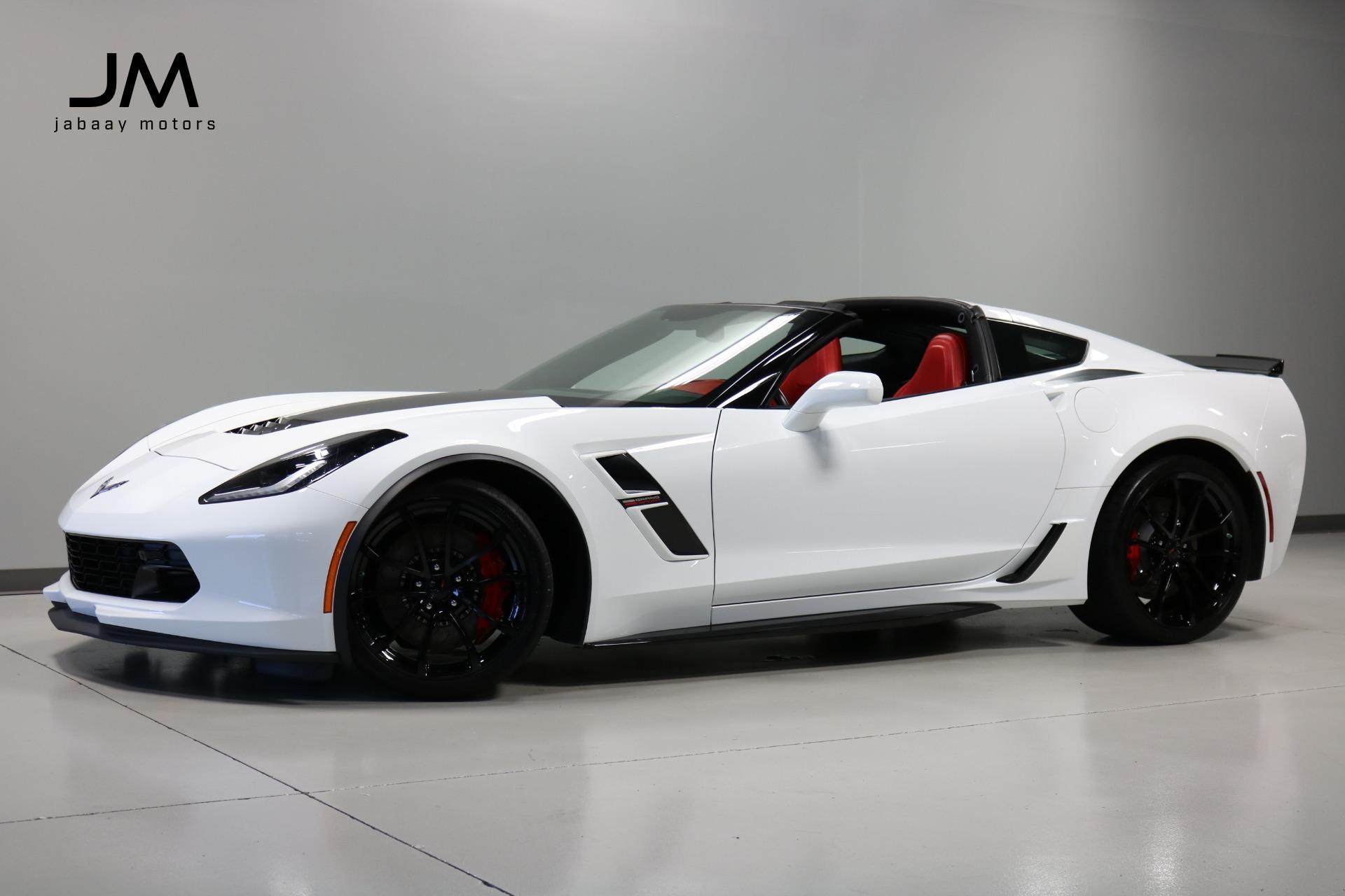 Used 2018 Chevrolet Corvette Grand Sport For Sale Sold Jabaay Motors Inc Stock 18gs
