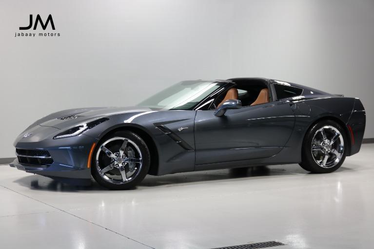 Used 2014 Chevrolet Corvette Stingray for sale $42,000 at Jabaay Motors Inc in Merrillville IN