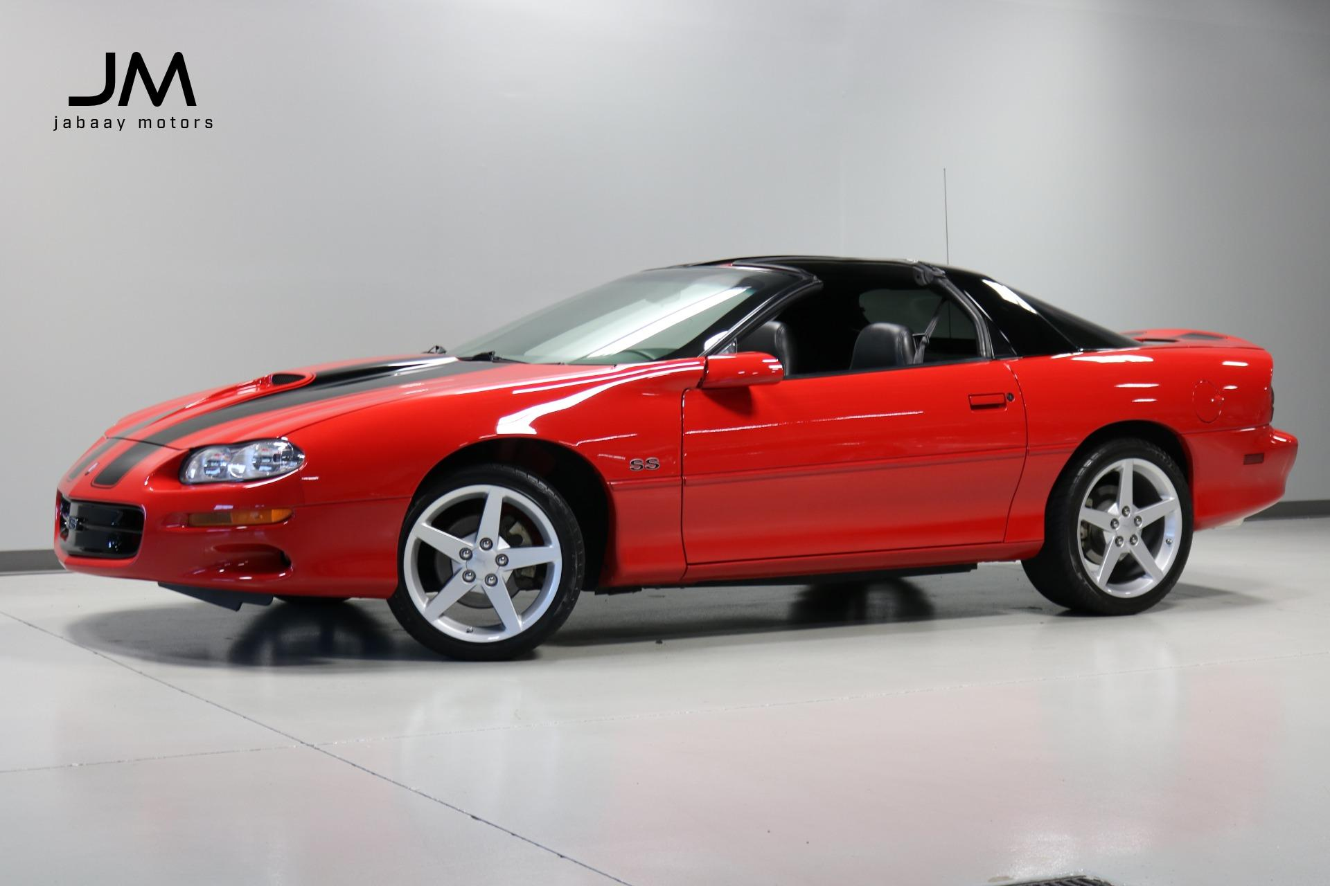 used 2001 chevrolet camaro ss for sale sold jabaay motors inc stock jm7256 used 2001 chevrolet camaro ss for sale