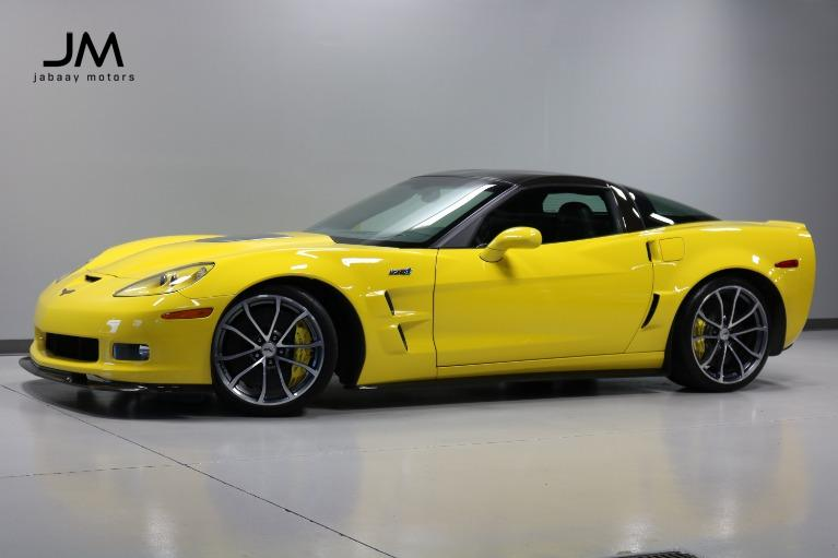 Used 2011 Chevrolet Corvette ZR1 for sale $65,000 at Jabaay Motors Inc in Merrillville IN