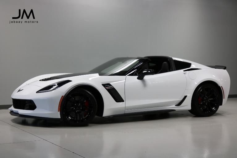 Used 2017 Chevrolet Corvette Z06 for sale $69,000 at Jabaay Motors Inc in Merrillville IN