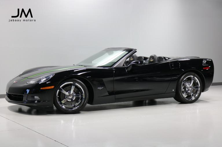 Used 2008 Chevrolet Corvette Indy 500 Pace Car Replica for sale $35,000 at Jabaay Motors Inc in Merrillville IN