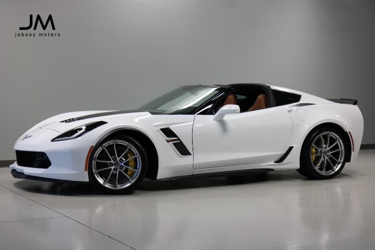 Used 2017 Chevrolet Corvette Grand Sport for sale $56,000 at Jabaay Motors Inc in Merrillville IN