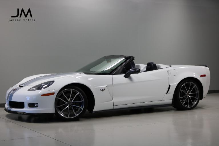 Used 2013 Chevrolet Corvette 427 Collector Edition for sale $50,000 at Jabaay Motors Inc in Merrillville IN