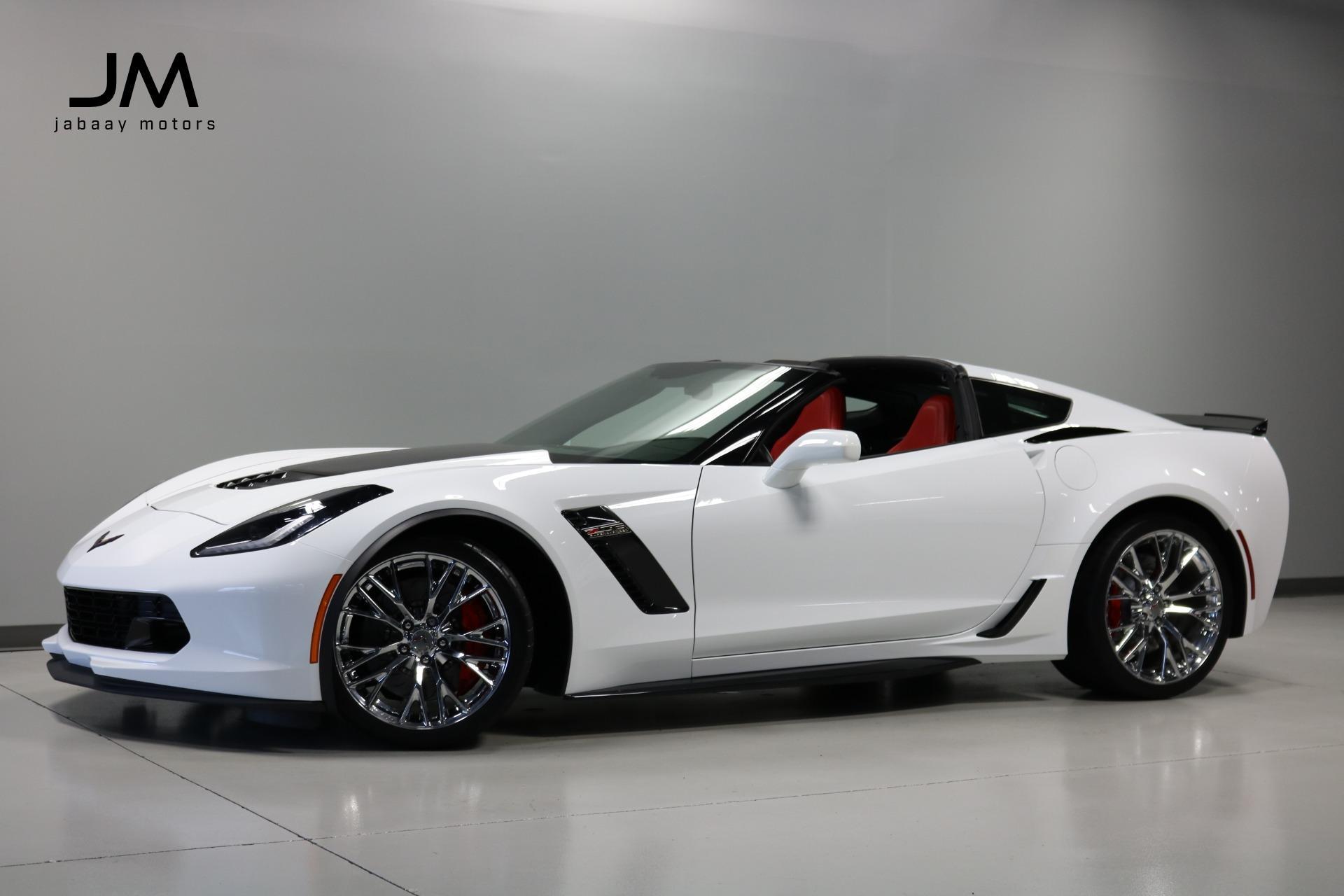 Used 2017 Chevrolet Corvette Z06 For Sale 70 000 Jabaay