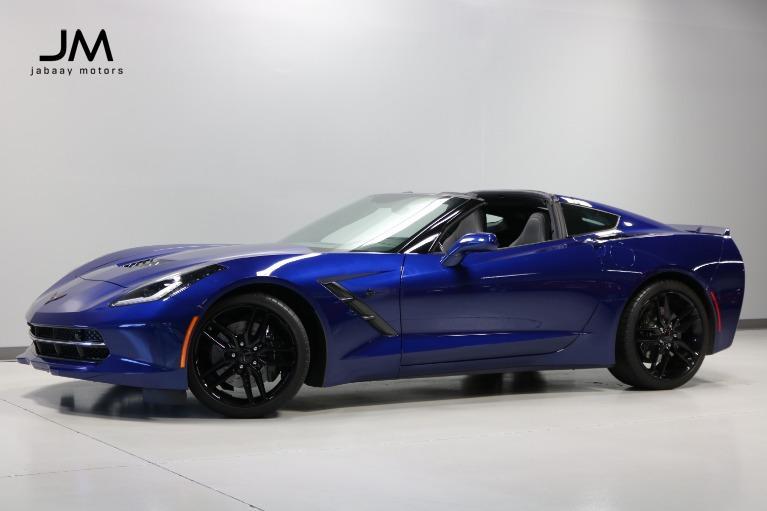 Used 2017 Chevrolet Corvette Stingray Z51 for sale $56,000 at Jabaay Motors Inc in Merrillville IN