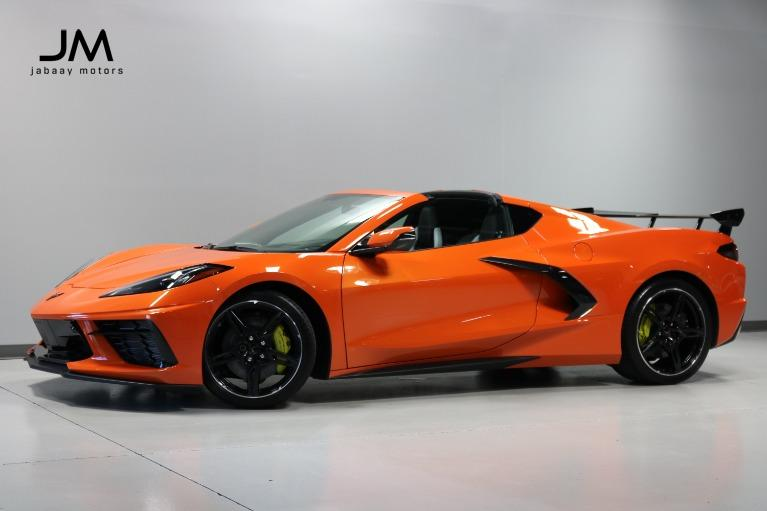 Used 2020 Chevrolet Corvette Stingray Z51 for sale $115,000 at Jabaay Motors Inc in Merrillville IN