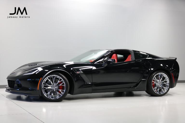 Used 2016 Chevrolet Corvette Z06 for sale $68,000 at Jabaay Motors Inc in Merrillville IN