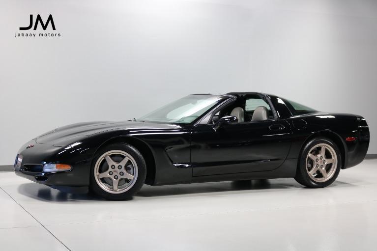 Used 2001 Chevrolet Corvette Base for sale $21,000 at Jabaay Motors Inc in Merrillville IN