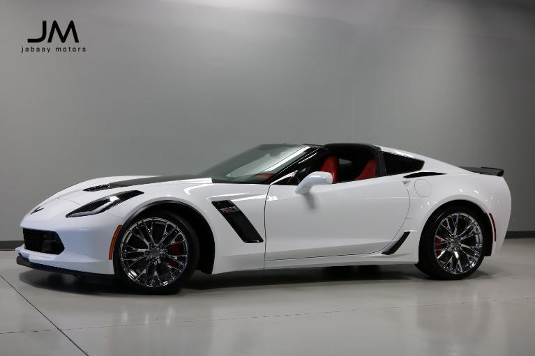 Used 2016 Chevrolet Corvette Z06 for sale $65,000 at Jabaay Motors Inc in Merrillville IN