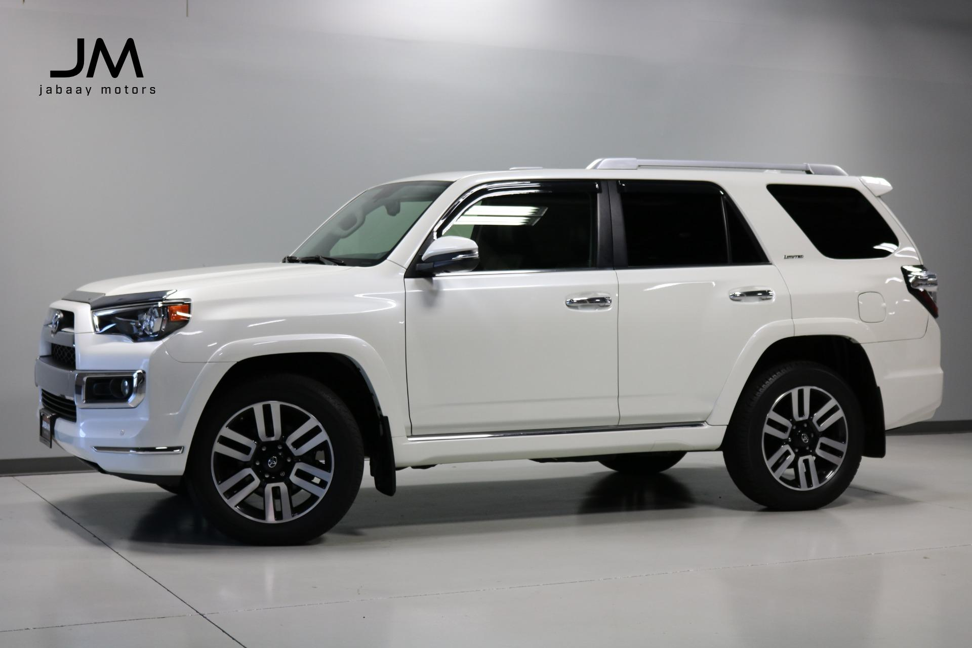 Used 2016 Toyota 4runner Limited For Sale Sold Jabaay Motors Inc Stock Jm7392