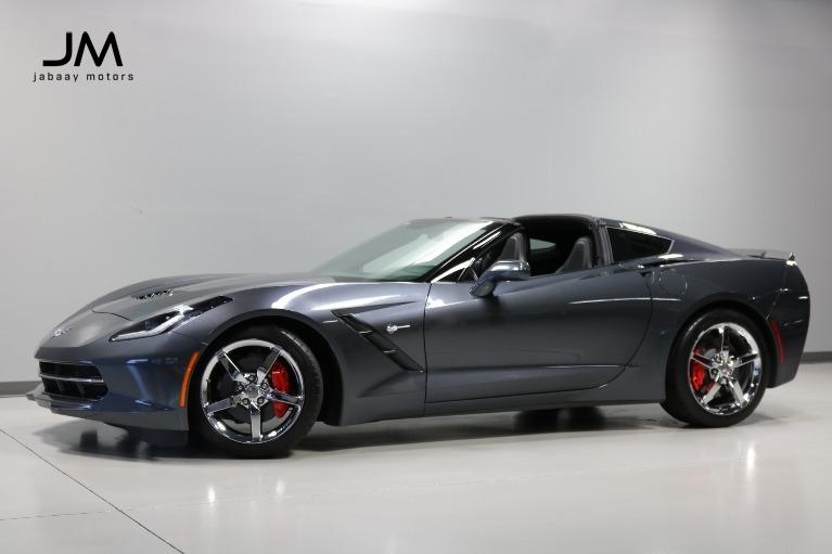 Used 2014 Chevrolet Corvette Stingray for sale $45,000 at Jabaay Motors Inc in Merrillville IN
