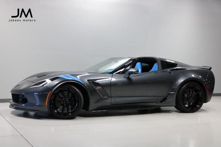 Used 2017 Chevrolet Corvette Grand Sport for sale $63,000 at Jabaay Motors Inc in Merrillville IN