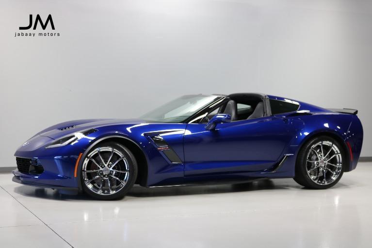 Used 2017 Chevrolet Corvette Grand Sport Edelbrock Supercharged for sale $65,000 at Jabaay Motors Inc in Merrillville IN