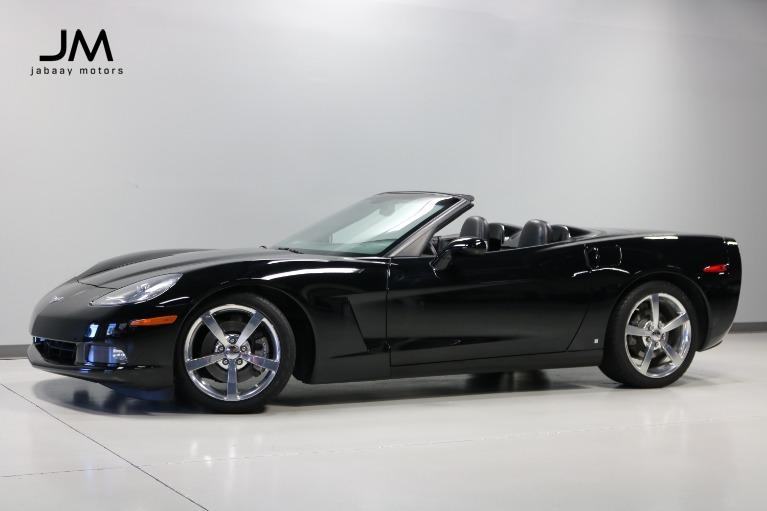 Used 2009 Chevrolet Corvette for sale $30,000 at Jabaay Motors Inc in Merrillville IN