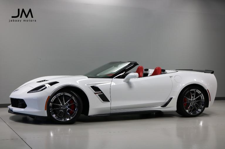 Used 2018 Chevrolet Corvette Grand Sport for sale $66,000 at Jabaay Motors Inc in Merrillville IN