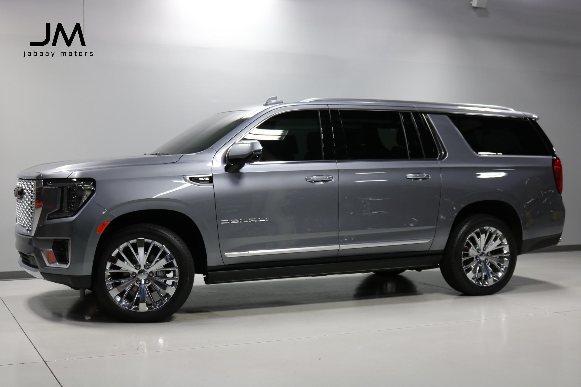 Used 2021 Gmc Yukon Xl Denali For Sale Sold Jabaay Motors Inc Stock Jm7492