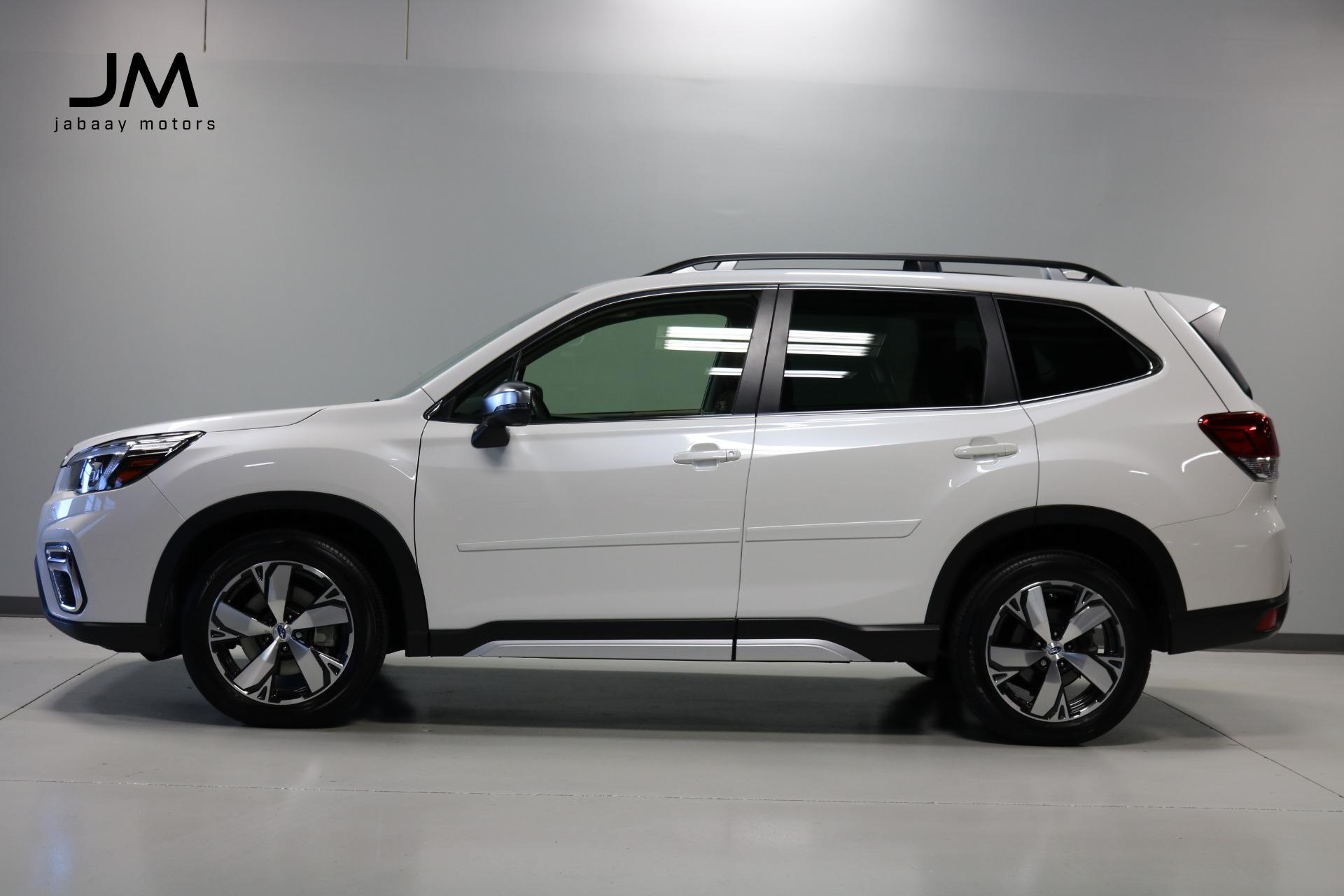 used 2020 subaru forester touring for