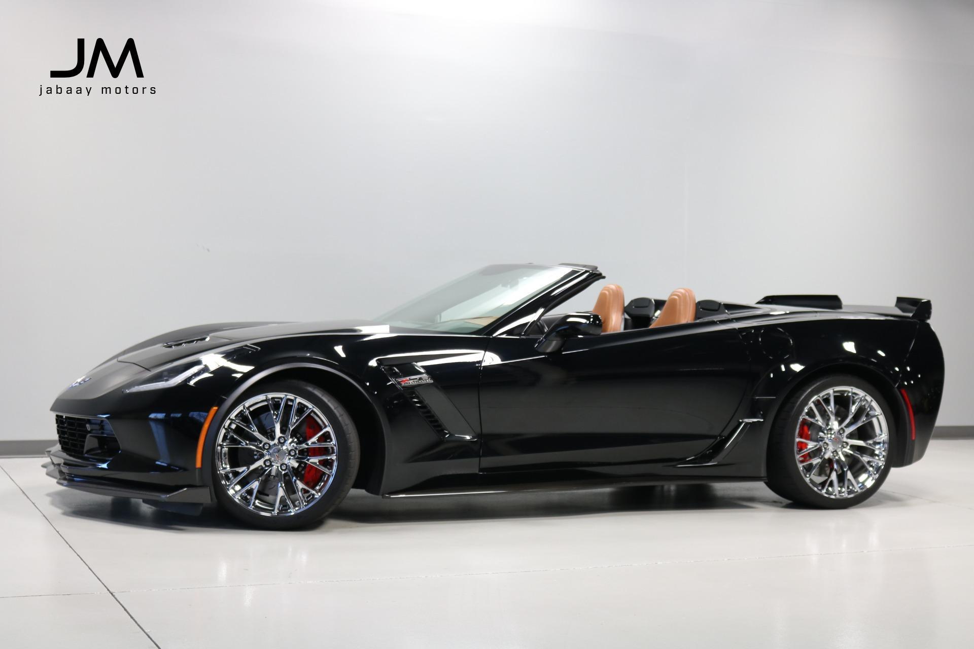 Used 2018 Chevrolet Corvette Z06 For Sale 82 000 Jabaay Motors Inc Stock Jm7504