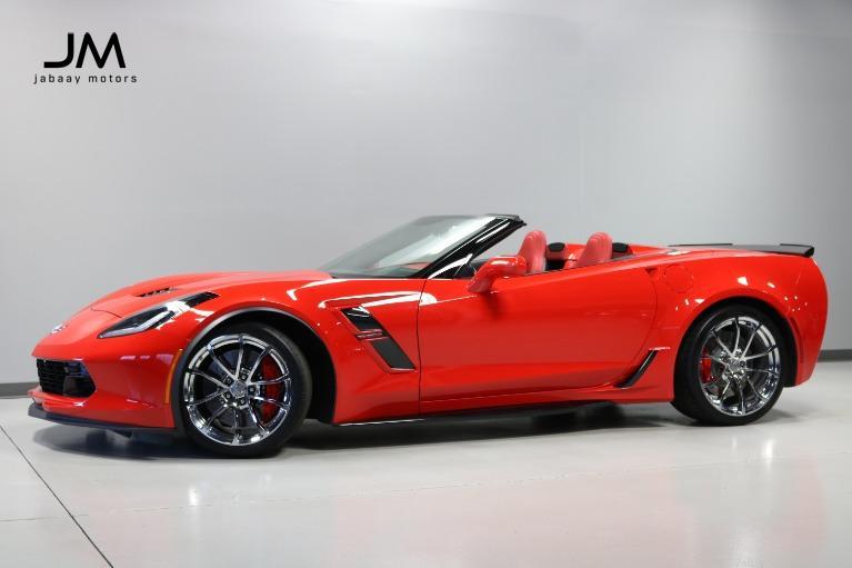 Used 2018 Chevrolet Corvette Grand Sport for sale $65,000 at Jabaay Motors Inc in Merrillville IN