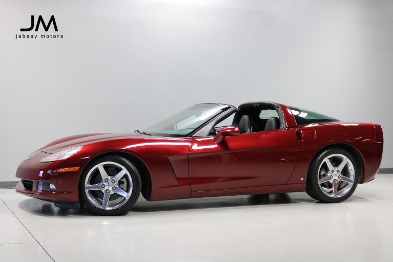 Used 2007 Chevrolet Corvette for sale $28,000 at Jabaay Motors Inc in Merrillville IN