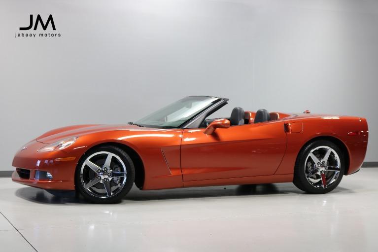 Used 2005 Chevrolet Corvette for sale $25,000 at Jabaay Motors Inc in Merrillville IN
