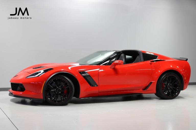 Used 2017 Chevrolet Corvette Z06 for sale $65,000 at Jabaay Motors Inc in Merrillville IN