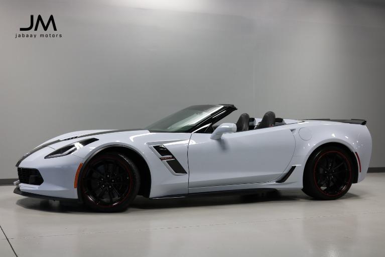 Used 2019 Chevrolet Corvette Grand Sport for sale $67,000 at Jabaay Motors Inc in Merrillville IN