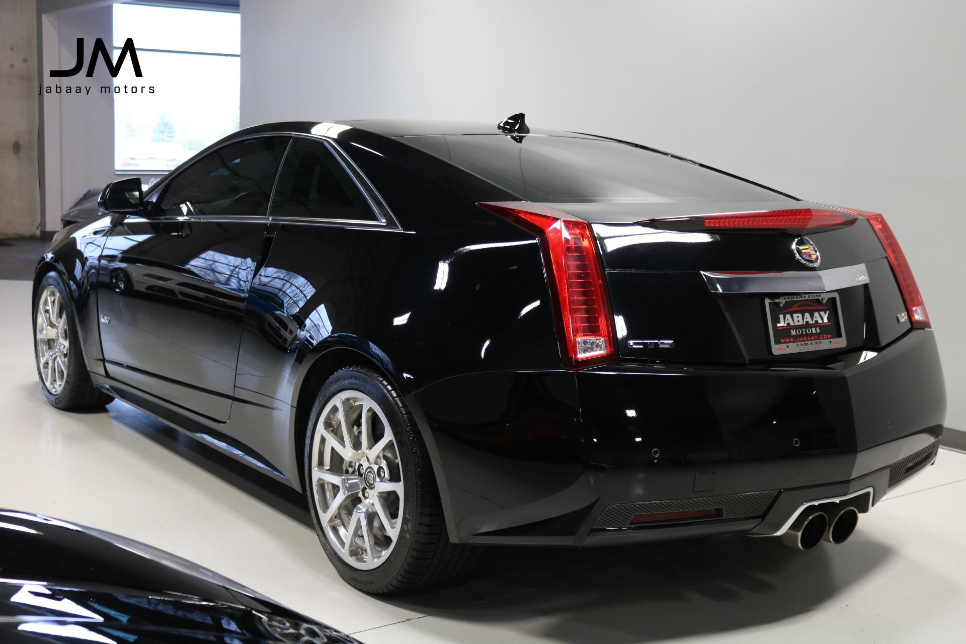 Used 2011 Cadillac Cts V Base 2dr Coupe For Sale Sold Jabaay Motors Inc Stock Jm7162a