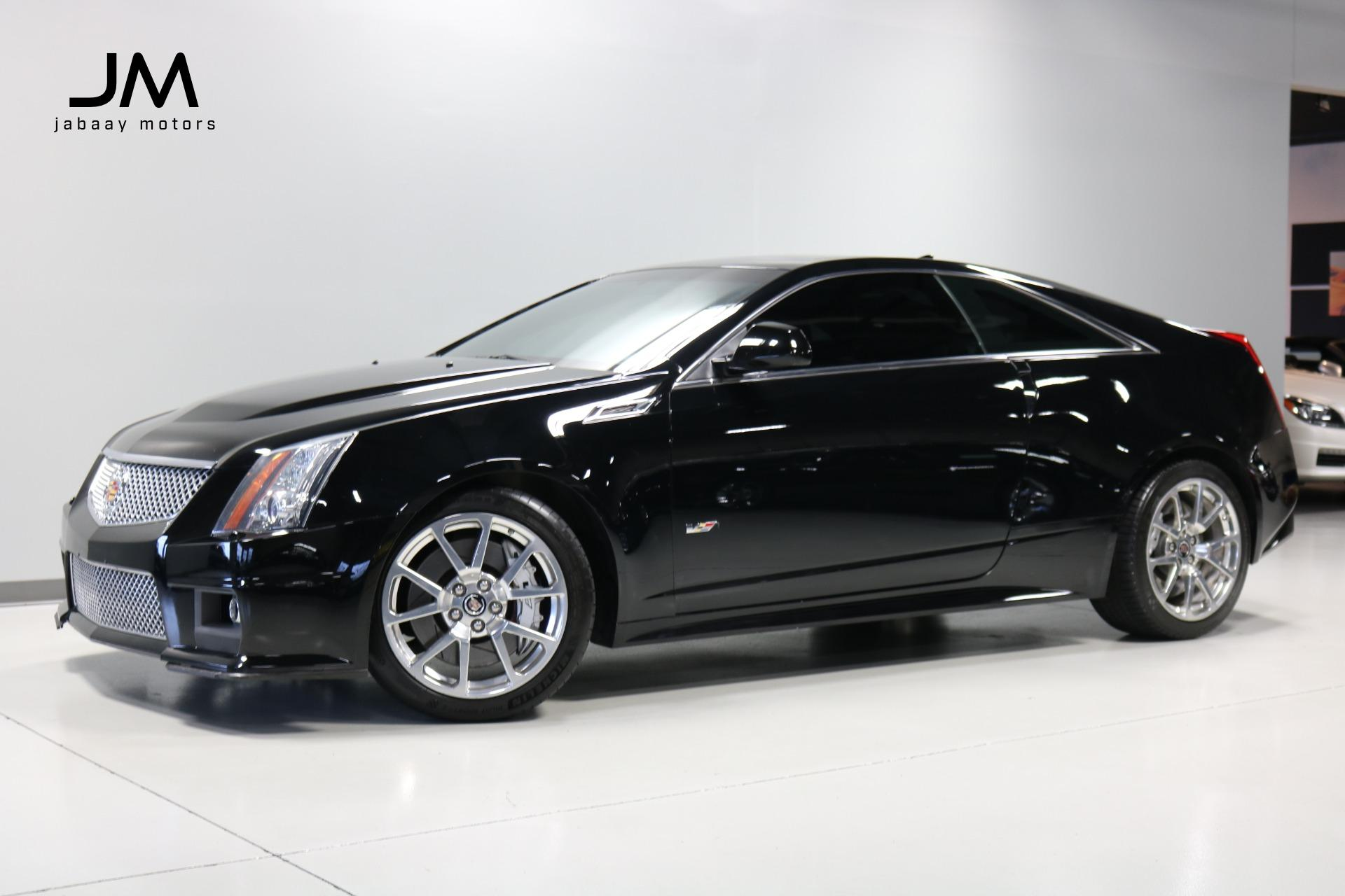 Used 40 Cadillac CTS V Base 40dr Coupe For Sale Sold   Jabaay ...