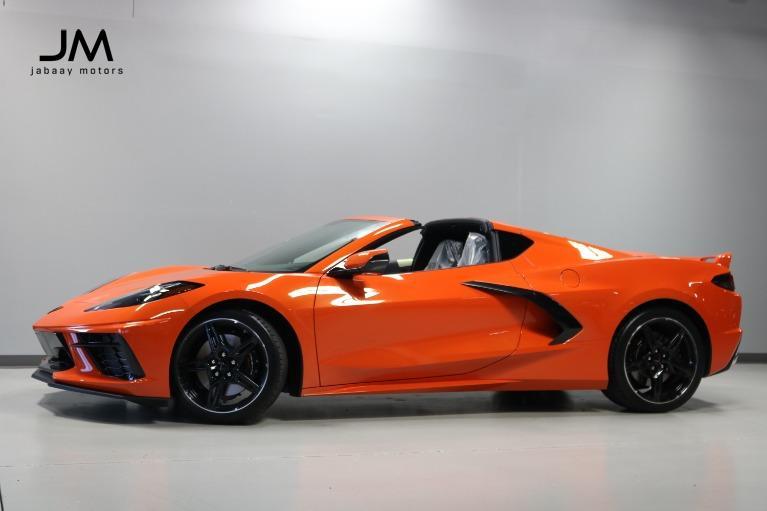 Used 2021 Chevrolet Corvette Stingray for sale $99,000 at Jabaay Motors Inc in Merrillville IN