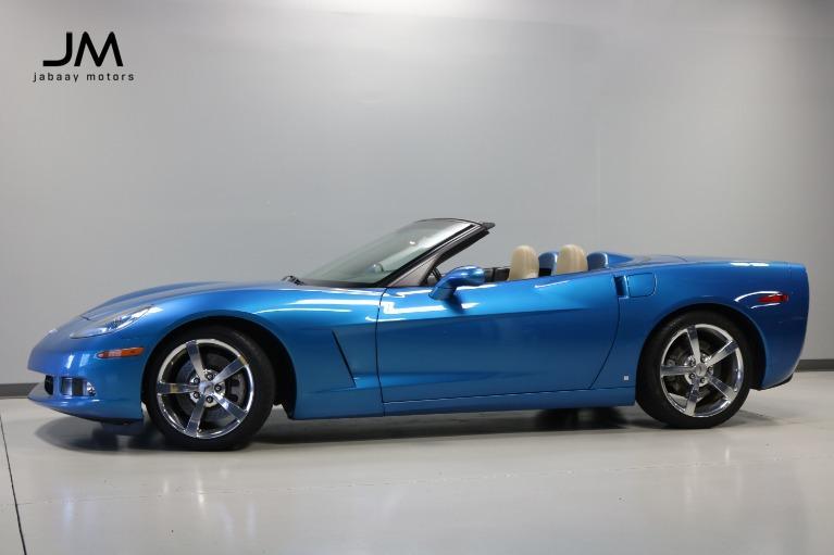 Used 2008 Chevrolet Corvette for sale $35,000 at Jabaay Motors Inc in Merrillville IN