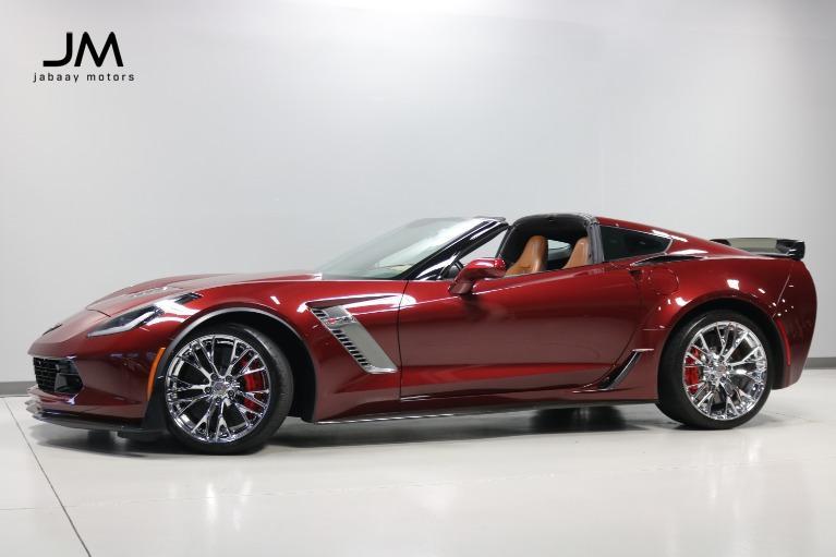 Used 2016 Chevrolet Corvette Z06 for sale $80,000 at Jabaay Motors Inc in Merrillville IN