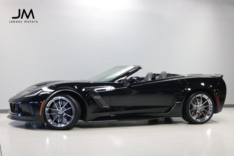 Used 2019 Chevrolet Corvette Grand Sport for sale $78,000 at Jabaay Motors Inc in Merrillville IN