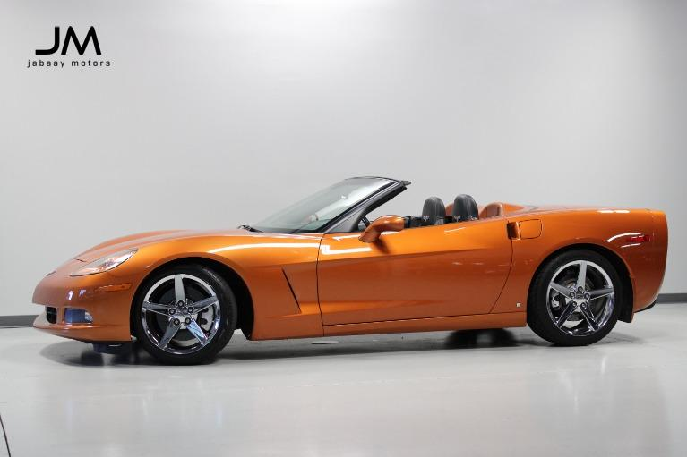 Used 2008 Chevrolet Corvette 3LT for sale $35,000 at Jabaay Motors Inc in Merrillville IN
