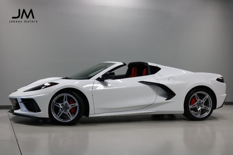 Used 2020 Chevrolet Corvette Stingray for sale $95,000 at Jabaay Motors Inc in Merrillville IN