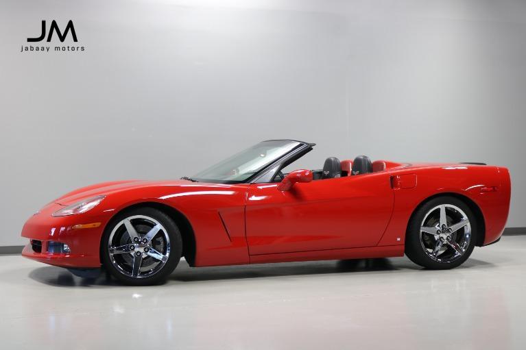 Used 2008 Chevrolet Corvette for sale $36,000 at Jabaay Motors Inc in Merrillville IN
