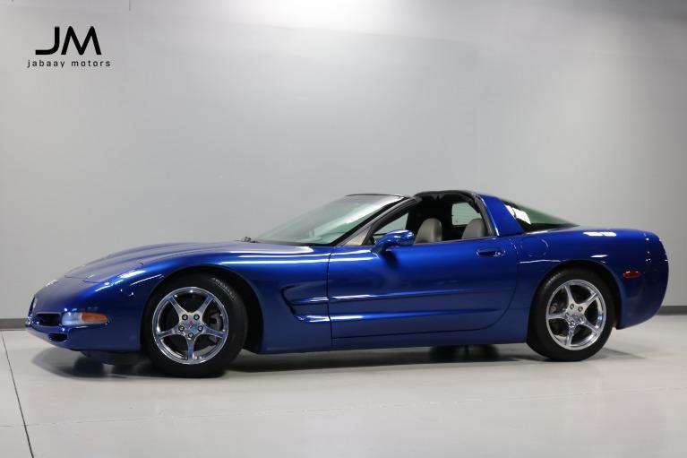 Used 2003 Chevrolet Corvette for sale $24,000 at Jabaay Motors Inc in Merrillville IN