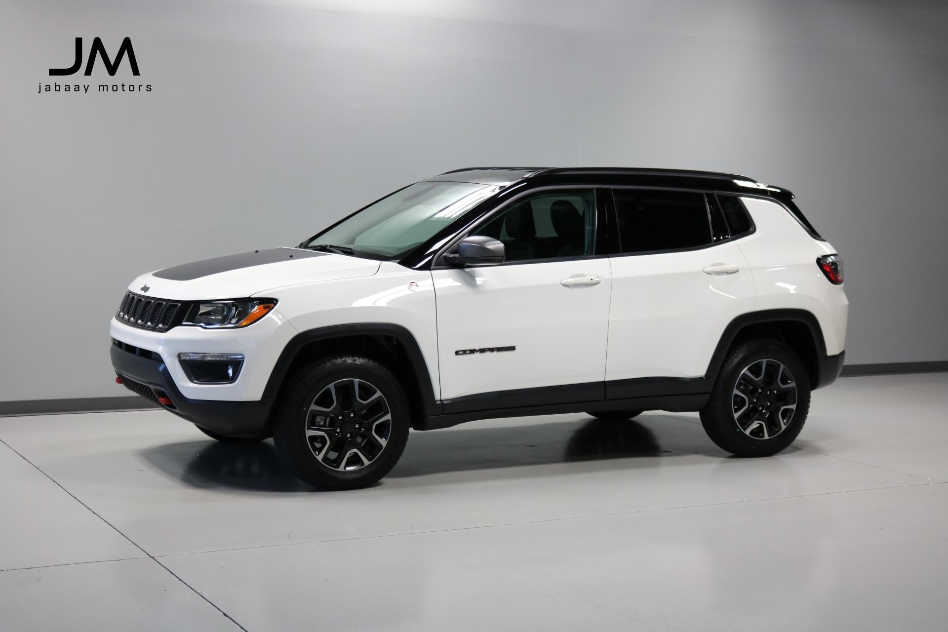 Used 2019 Jeep Compass Trailhawk 4x4 4dr Suv For Sale Sold Jabaay Motors Inc Stock Jm7190