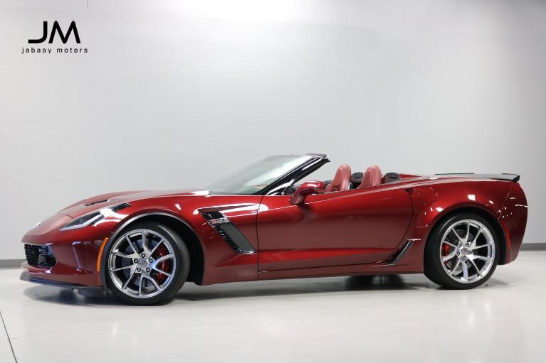Used 2016 Chevrolet Corvette Z06 for sale $85,000 at Jabaay Motors Inc in Merrillville IN