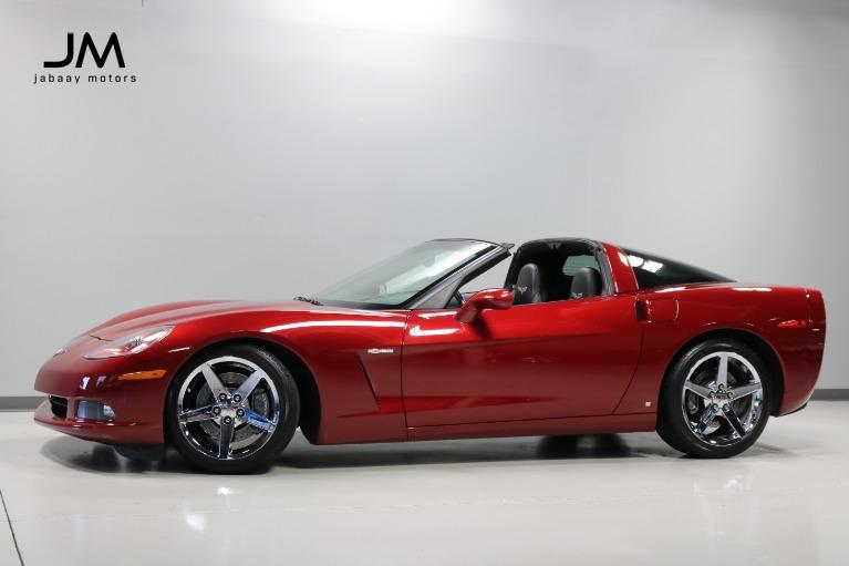 Used 2008 Chevrolet Corvette 3LT for sale $33,000 at Jabaay Motors Inc in Merrillville IN