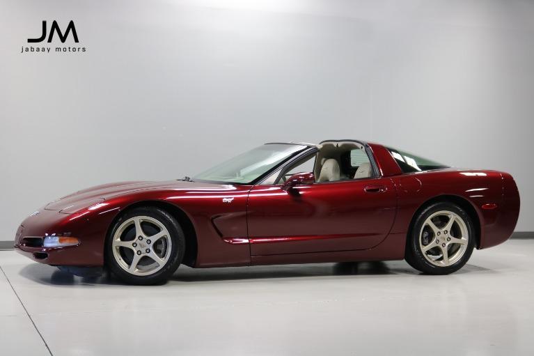 Used 2003 Chevrolet Corvette for sale $33,000 at Jabaay Motors Inc in Merrillville IN