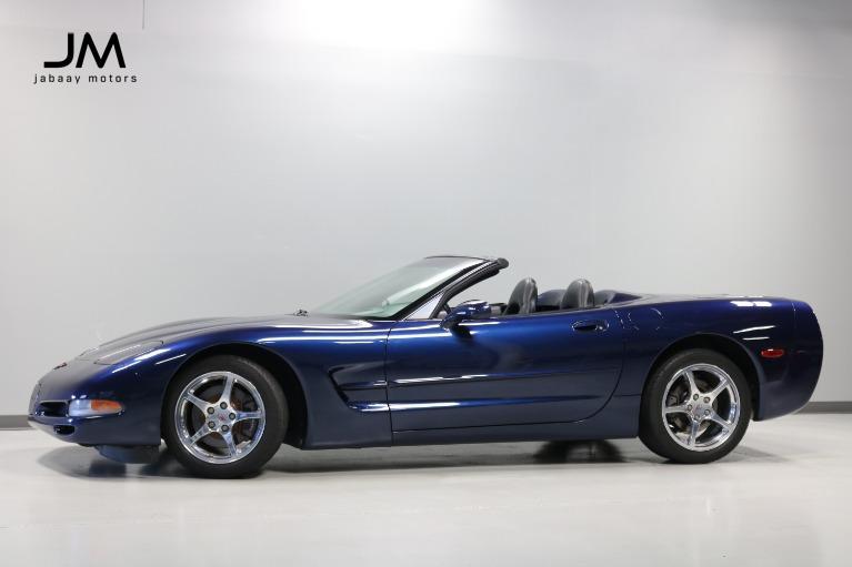 Used 2000 Chevrolet Corvette for sale $24,000 at Jabaay Motors Inc in Merrillville IN