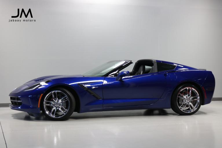 Used 2018 Chevrolet Corvette Stingray for sale $60,000 at Jabaay Motors Inc in Merrillville IN
