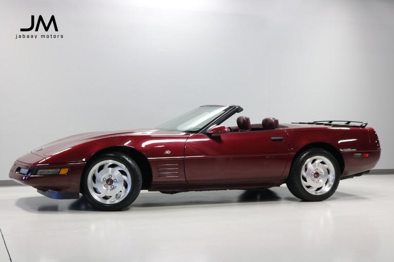 Used 1993 Chevrolet Corvette 40th Anniversary for sale $27,000 at Jabaay Motors Inc in Merrillville IN