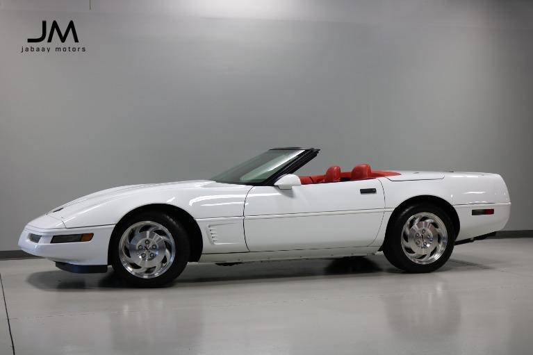 Used 1996 Chevrolet Corvette for sale $23,000 at Jabaay Motors Inc in Merrillville IN