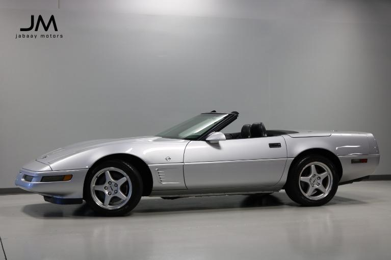 Used 1996 Chevrolet Corvette Collectors Edition for sale $24,000 at Jabaay Motors Inc in Merrillville IN