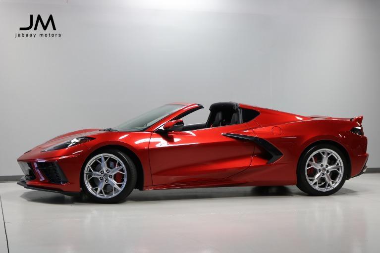 Used 2021 Chevrolet Corvette Stingray for sale $116,000 at Jabaay Motors Inc in Merrillville IN