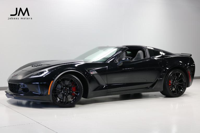 Used 2016 Chevrolet Corvette Z06 2dr Coupe w/3LZ for sale $66,000 at Jabaay Motors Inc in Merrillville IN